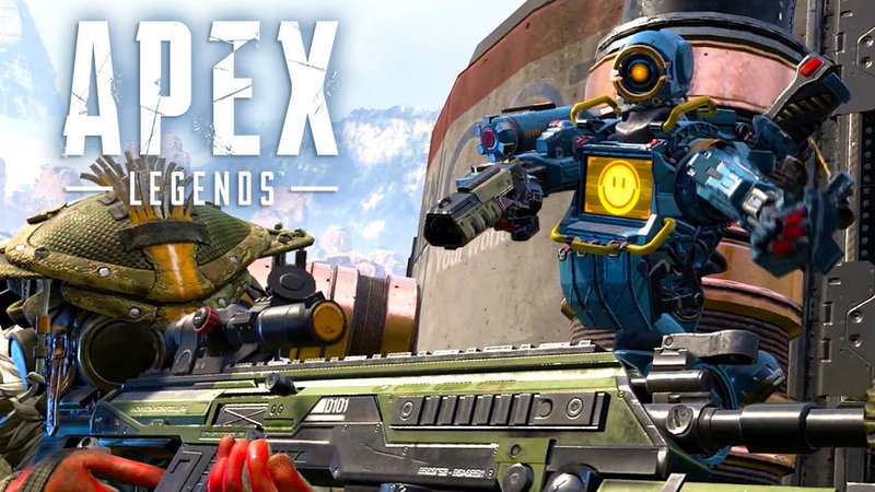 فيديو شرح لعبة Apex Legends 2019 بالتفصيل