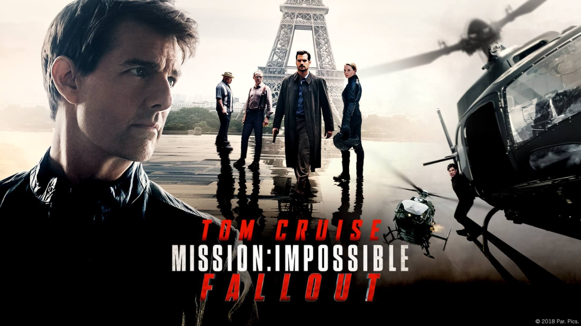 Mission Impossible 6: Fallout